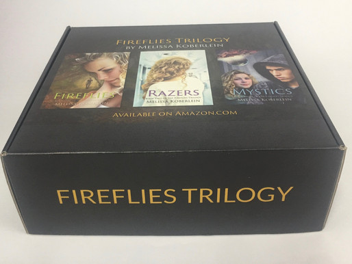 The Making of #THEBOX: Fireflies Trilogy Special Edition Gift Set