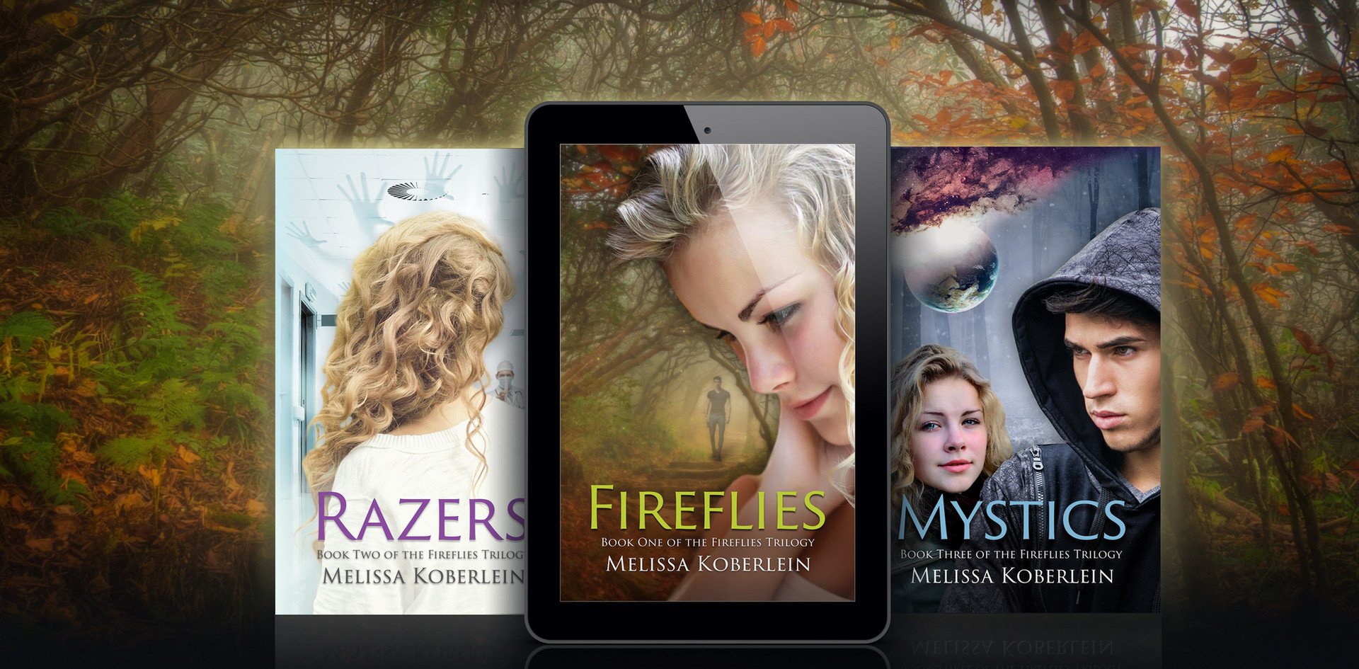 Fireflies Trilogy