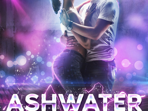 NEW COVER DESIGNER FOR MY ASHWATER SERIES