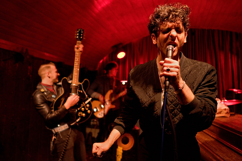 Low Cut Connie image by Greg Watermann
