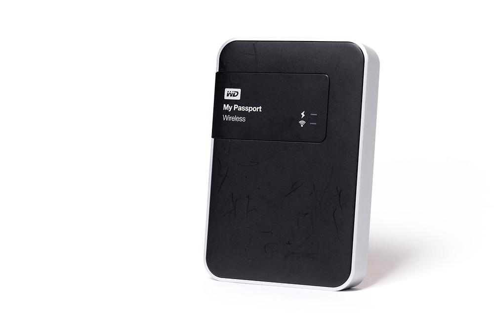 wireless hard drive