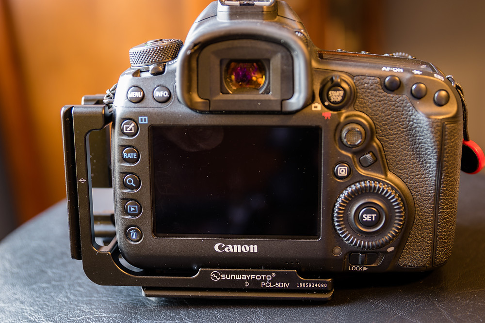 Sunway PCL-5DIV on a Canon 5D Mark IV