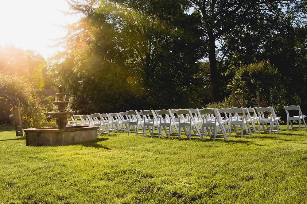 wedding photographer shot checklist outdoor wedding