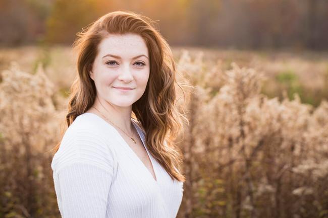 How I Got the Photo - Natural Light Portrait
