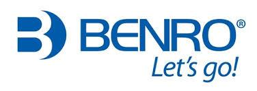 Logo linked to Benro USA website