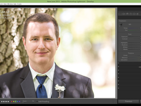 Fixing Green Skin Tones in Portraits
