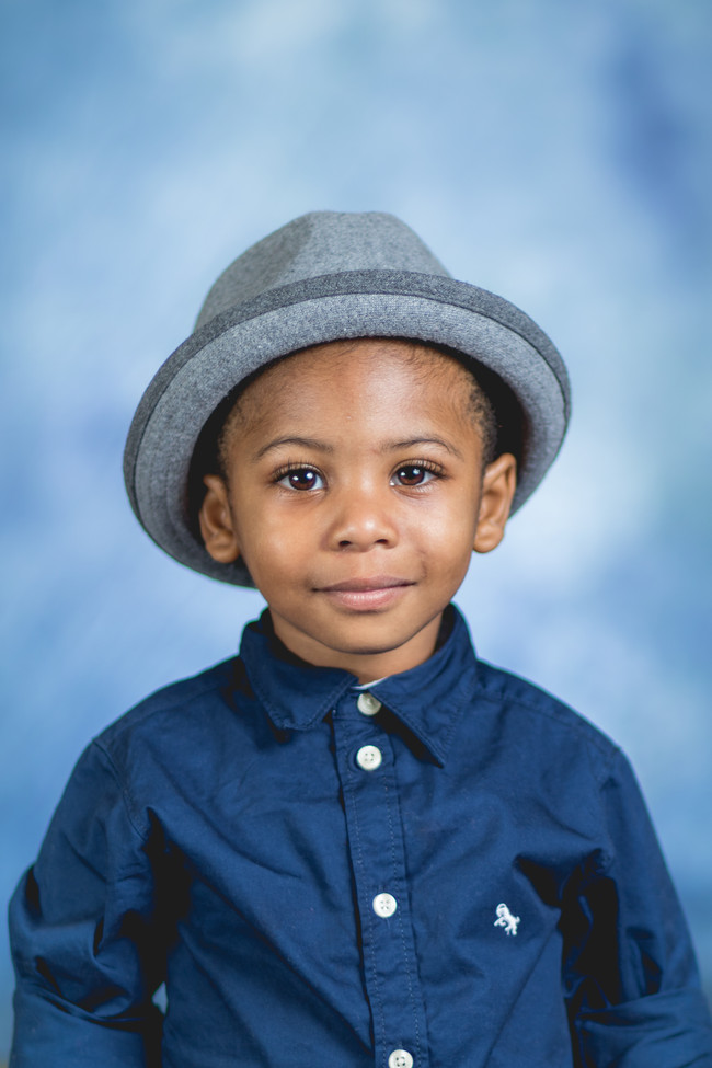 A Photographer's Guide to a Quick & Easy Setup for Amazing School Portraits