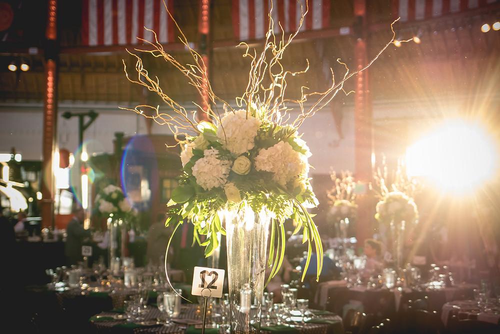 wedding photographer shot checklist floral arrangement