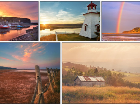 Free Photography Meet-up On The Beautiful Fundy Coast