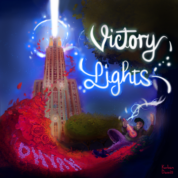 Victory Lights EP Cover