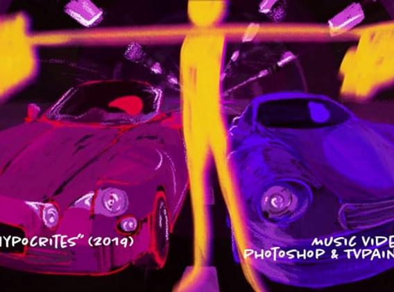 Animation Demo Reel (Sept)