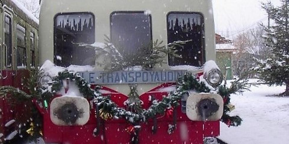 Train du Père Noël - Toucy-Ville