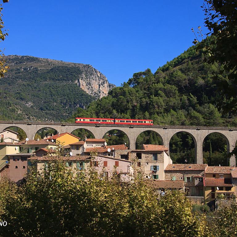 """Train des merveilles """"rétro"""""""