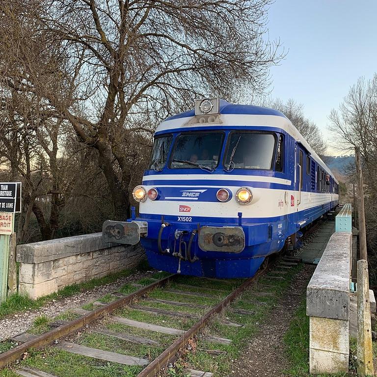 JEP 2021 - Train Touristique du Centre Var
