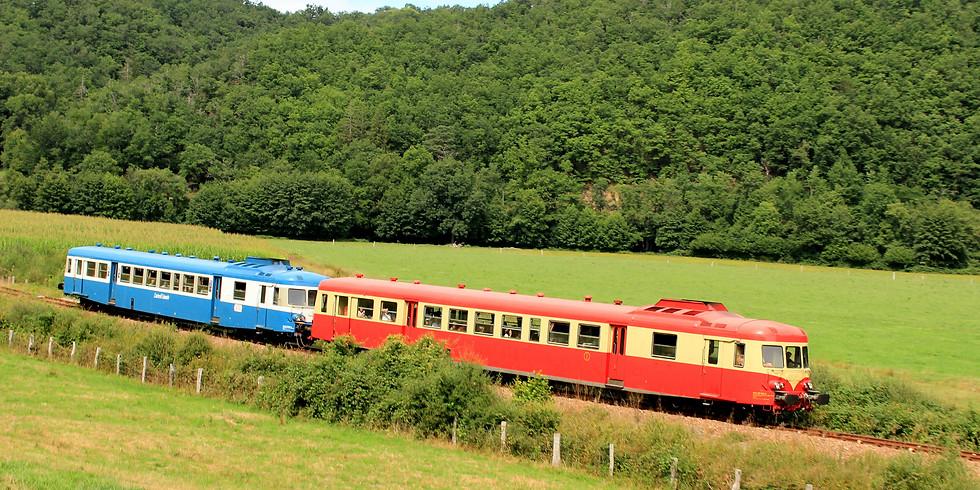 JEP 2020 - Limoges - Ballades en trains anciens autour de Limoges (1)