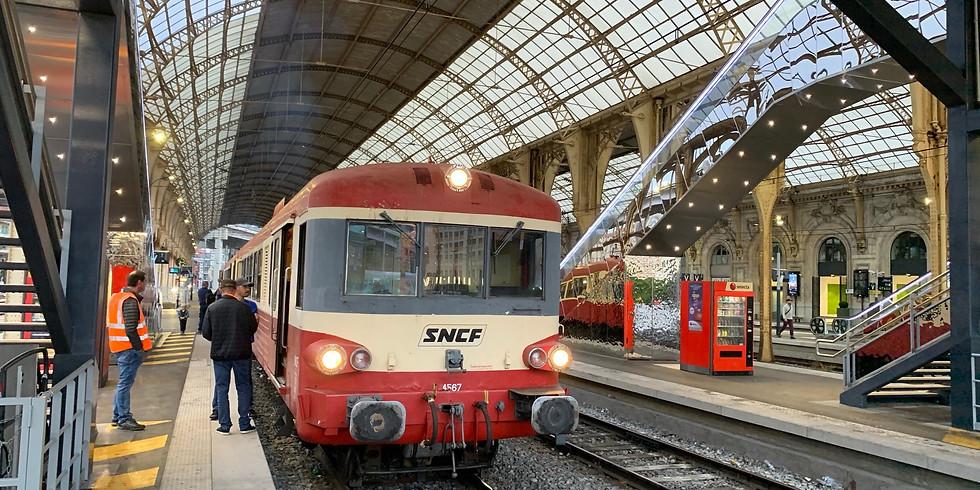 JEP 2020 - Nice-Ville Voyages en trains anciens