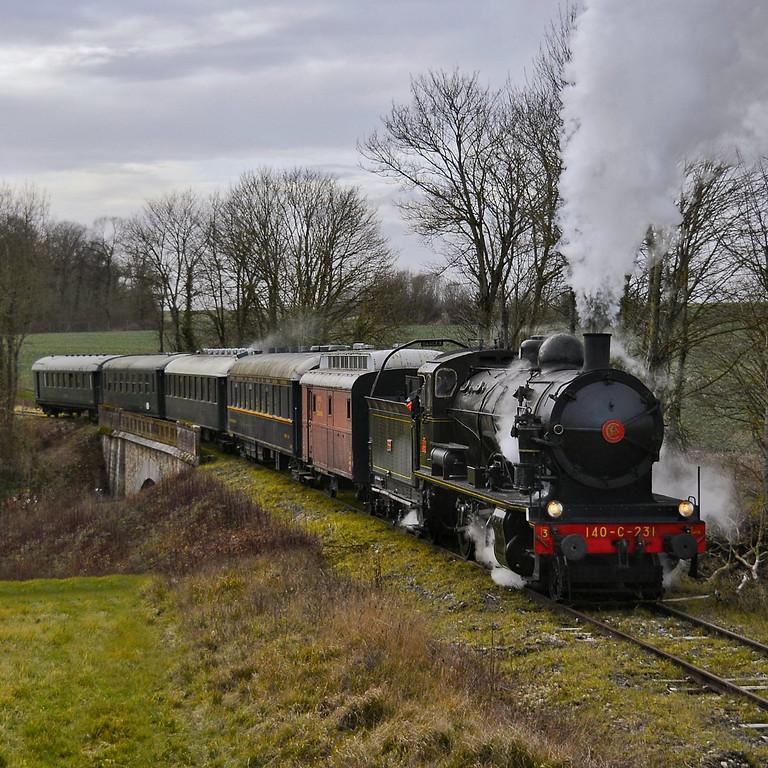 JEP 2021 - Longueville - Fête de la vapeur et trains spéciaux