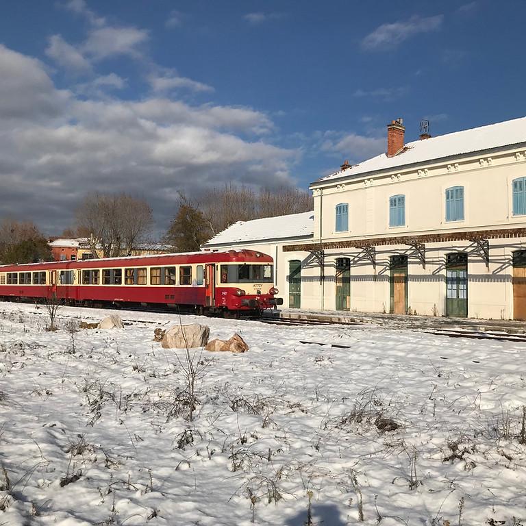 Train du Père NOEL - Nice et la Roya