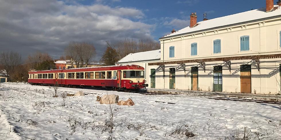 Train du Père NOEL - Brignoles (83)