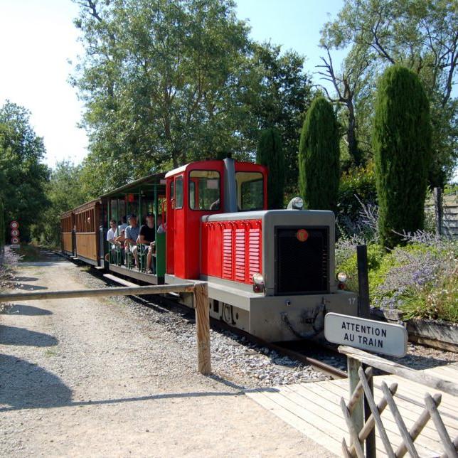 JEP 2021 - Train touristique du Tarn