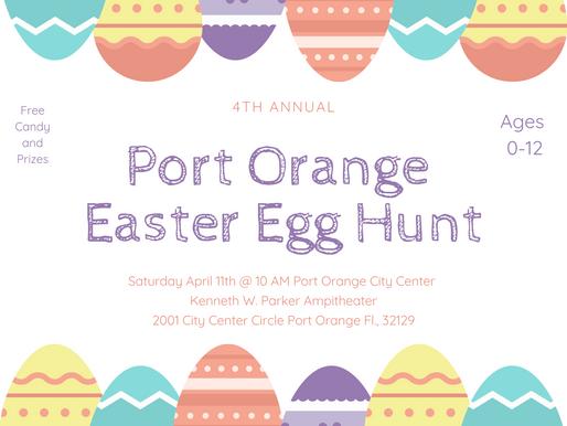 Port Orange Egg Hunt