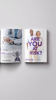TCRS - Tradeshow brochure concept