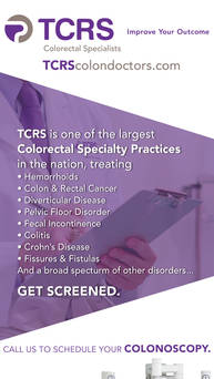 TCRS Trade Show Banner