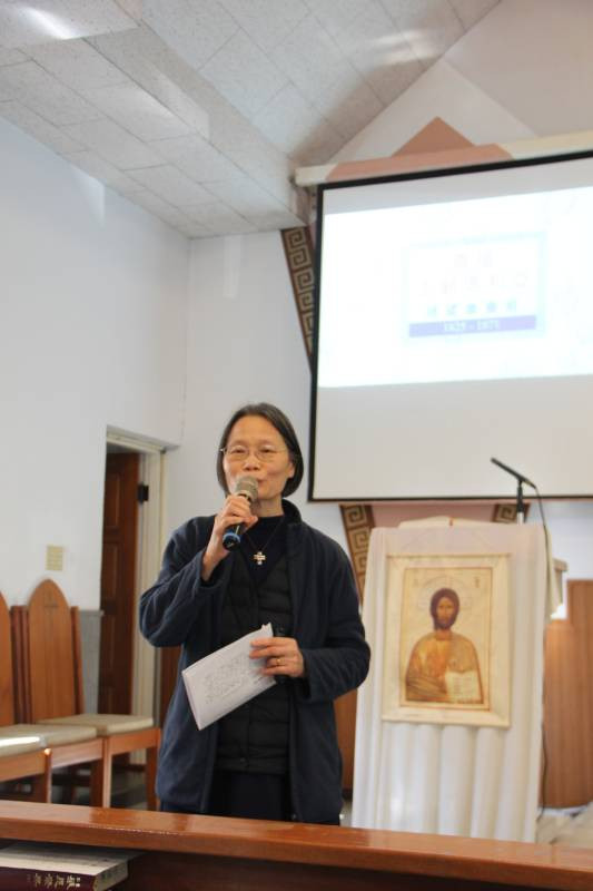 Martha introduces the life of Mary of Pr