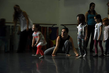 Roser Navarro. Taller PerkImBa Kids