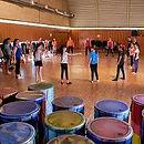 Taller ritmo y movimiento PerkImBa Kids