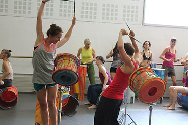 Tallers Percussió i Dansa PerkImBa