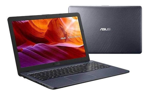 """Notebook ASUS 15.6"""" I7-1065G7 + 8GB + Ssd240 + 1TB (X509JA)"""