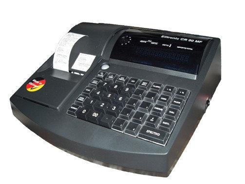 Controlador Fiscal Elitronic CR-50F
