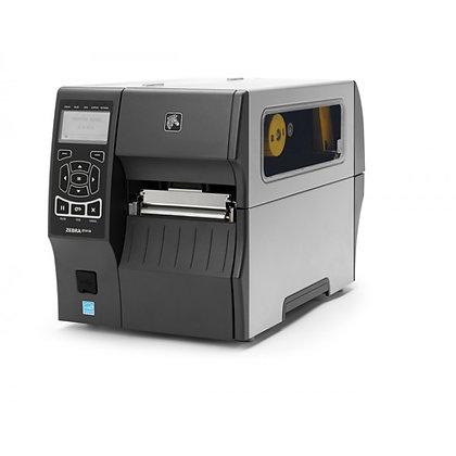 Impresora Zebra ZT410 - 203 DPI, Serial, USB, Bluetooth,  Ethernet