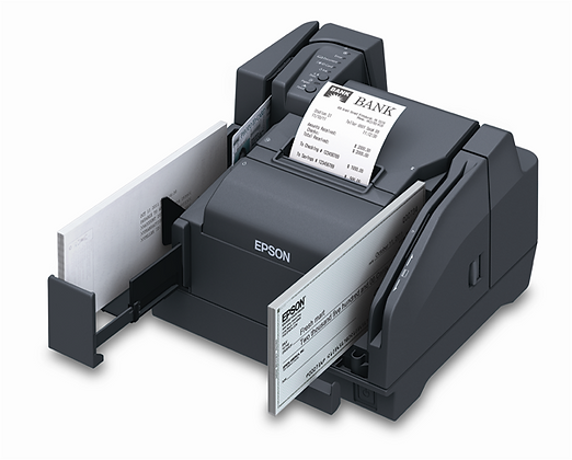 Scanner de cheques Multifunción TM-S9000