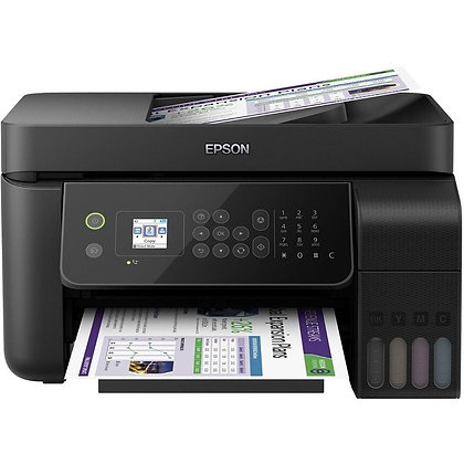 Impresora Epson multifunción L5190 Sist Cont WIFI RED FAX