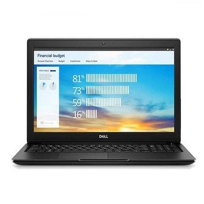 "Notebook DELL 15.6"" Latitude 3500 I5-8265U + 16GB + SSD240 + 1TB+ W10PRO"
