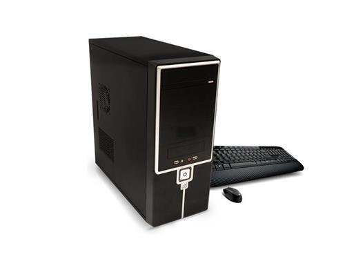 PC AMD E1-2500 1,4 GHZ + SSD120 + 4GB + TECLADO + MOUSE