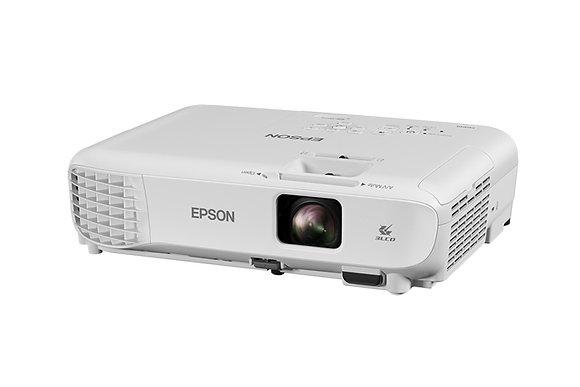 PROYECTOR EPSON POWERLITE W05+3300 ANSI WXGA WIFI
