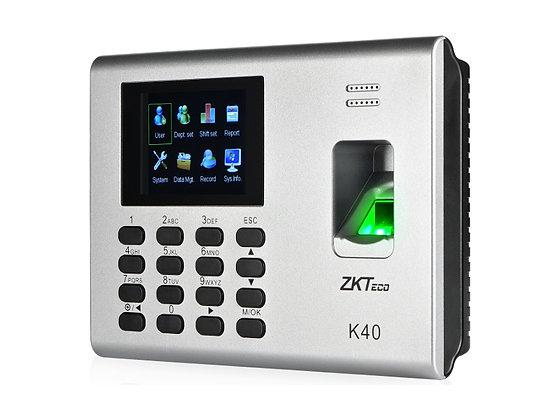Control de Acceso ZKTeco K40