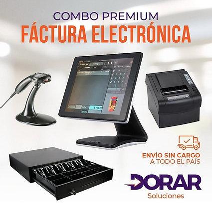 Combo Premium Factura Electrónica