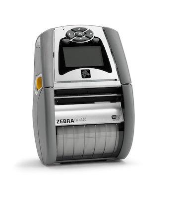 Impresora Portátil Zebra QLN320