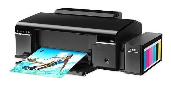 Impresora EPSON L805 PHOTO IMP CD/DVD SIST TINTA CONT