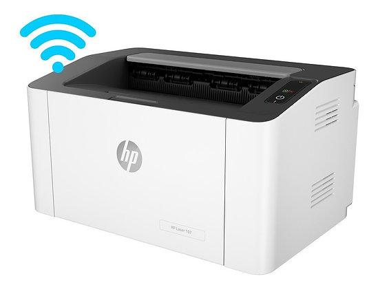 Impresora Láser HP 107w WIFI