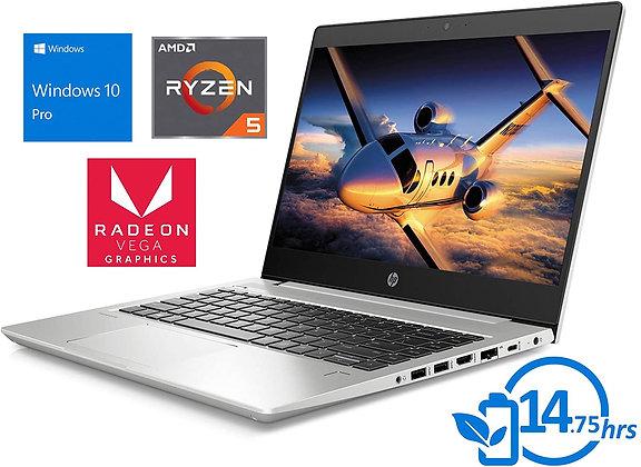 "Notebook HP ProBook 445R G6 14"" + Ryzen 5 3500U + SSD256 + 1TB + 16GB + W10P"