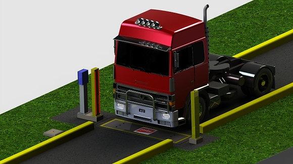 Pesaje dinámico vehicular LS-WIM
