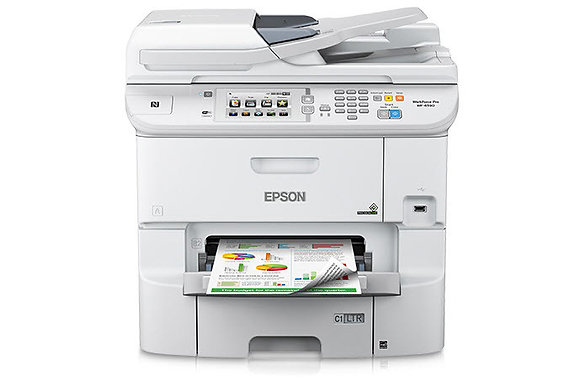 Impresora Epson Workforce WF-6590