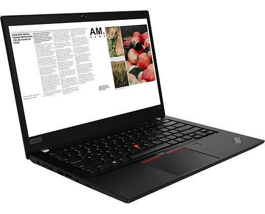 Notebook Lenovo T490 I5 8265u Ssd 256gb 8gb W10