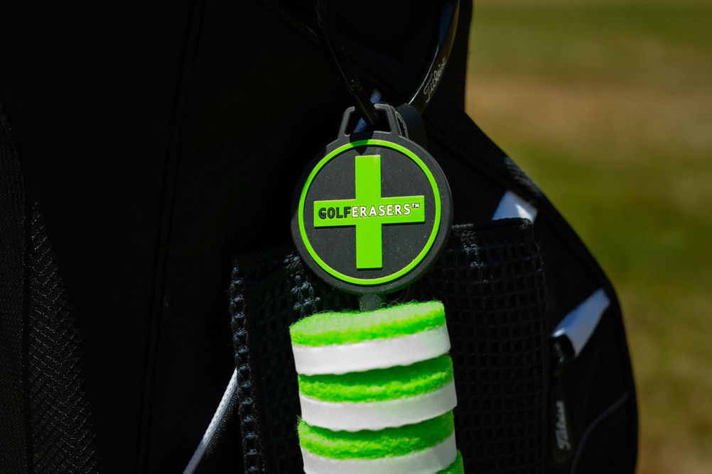 Free bag tag tether included