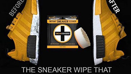 "TRAILBLAZERGIRL BLOG SAYS ""REVITALIZE YOUR KICKS WITH SNEAKERASERS!"""